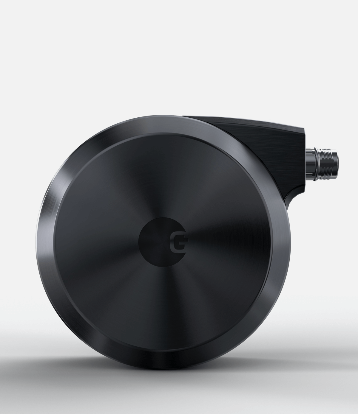 Front view of the LiveDrive Direct Drive 184B Actuator